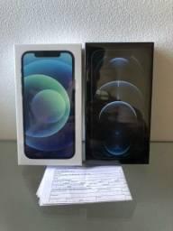 Iphone 12 PRO 256 GB - Azul - Lacrado com NF