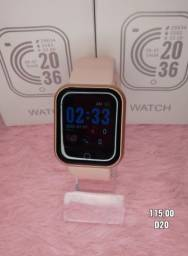 Relógio inteligente D20 feminino