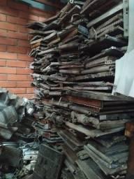 Sucata alumínio de radiador