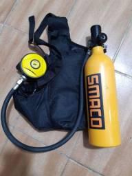 cilindro de mergulho de 1 litro