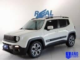 Jeep Renegade Longitude 1.8 4X2 Automático Flex Financia Até 60X Sem Entrada