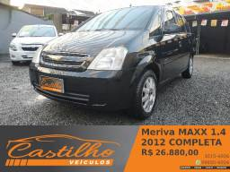 Meriva Maxx 1.4 2012 Completa