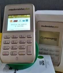 Moderninha Plus - Maq. de cartão PagSeguro