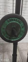 Anilhas de ferro 10kg