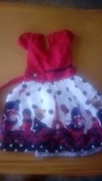 Eu eatou vendedo esses vestido infatiu