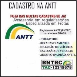 Cadastro ANTT - Pronto em 1 dia - S/ Burocracia - Serviço Rápido