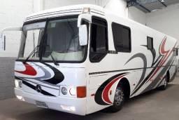 Motorhome Trailer Motor Home - Ônibus - 1996