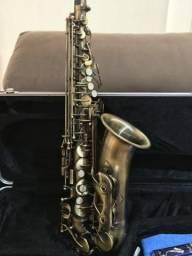 Saxofone Alto Waldman Vintage