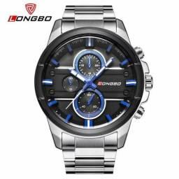 Relógio masculino importado Longbo 100% original