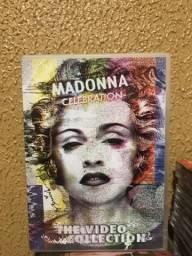 Combo: CDs e dvds Madonna