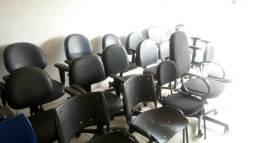 Cadeiras para escritório (ver descrição inteira)