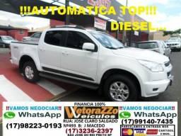 Chevrolet s10 2013 2.8 lt 4x4 cd 16v turbo diesel 4p automÁtico - 2013