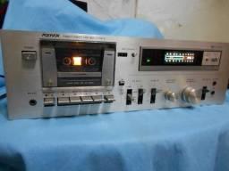 Tape Deck Polyvox Mod Cpd 150 M Leia-Pioneer-Akai-Gradiente-