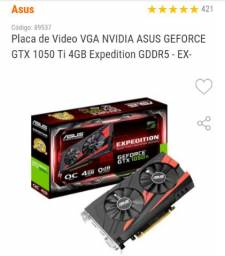 Geforce Gtx 1050 Ti 4GB