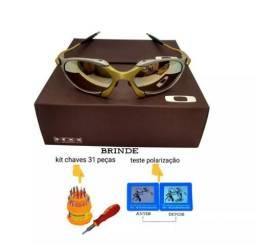 Óculos Oakley Juliet + Chaves+teste+certificado WhatsApp 98571 9774