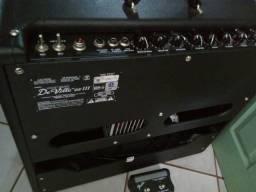 Amplificador fender deville 2x12 valvulado (troca)