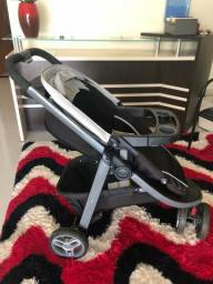 Carrinho de Bebê - Click Connect - 3 rodas