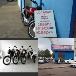 Locação de carros e motos em paraupebas
