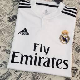 Camisa Real Madrid Oficial