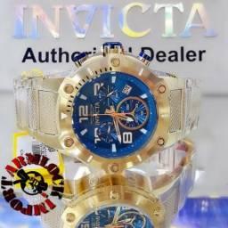 faa3dd0fe61 Relógio invicta 19532 original