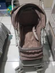 Carrinho para Bebê Maranello 2 Capuccino