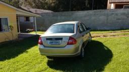 Ford fiesta sedan 1.6 flex único dono - 2007
