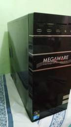 CPU Megaware Cor2Duo 4Gb 500Gb / Troco