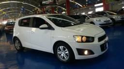 Gm - Chevrolet Sonic LT 1.6 2013, Branco - 2013