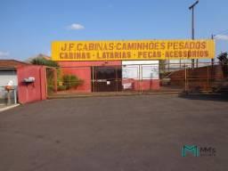 Barracão Comercial/Industrial de 1.100m² na BR-277