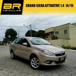 Grand Siena Attractive 1.4 - 2015