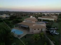 Rancho 3 dormitórios condomínio Terras da Barra - Mendonça-SP