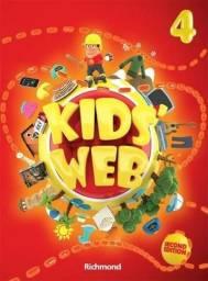 Kids´ Web 4 - Livro do Aluno - 2ª Ed. 2014 + DVD-ROM + CD Áudio