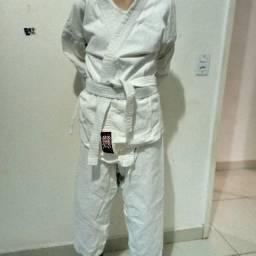 Kimono infantil tamanho G