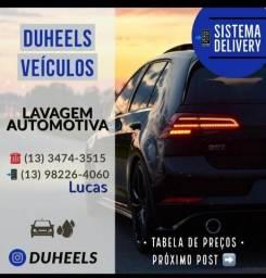 Lavagem Premium (delivery)