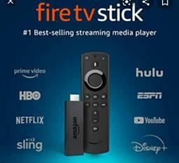 Fire Stick tv Amazon
