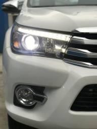 Toyota Hilux Srx Diesel 2016 (muito nova) 52 mil km - 2016