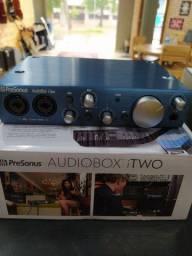 Placa de audio Presonus áudio Studio onde 3