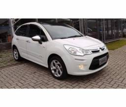 CITROEN C3 EXCLUSIVE 1.6 16V AT FLEXSTART Branco 2014/2015 - 2014