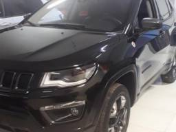 COMPASS 2018/2018 2.0 16V DIESEL TRAILHAWK 4X4 AUTOMATICO - 2018