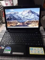 """Notebook Asus tela 11.9"""""""