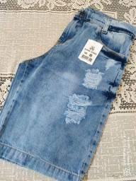 Bermudas Jeans do 40 a 42