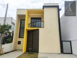 Ref 6 Sobrado Novo em Condominio Residencial Figueiras 133 m² com 03 Suites