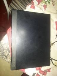 Aparelho de dvd LG player usado
