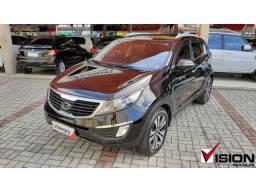 (Aceito Troca) Kia Sportage 2.0 EX 4X2 16V Gasolina 4P Automático (2012)