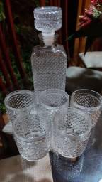 Conjunto de vidro