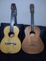 2 violão usado.