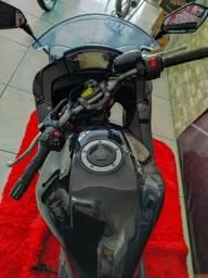 Kawasaki ninja 650r único dono