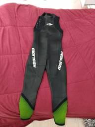 Roupa de borracha wetsuit mormaii triathlon tam L (g)