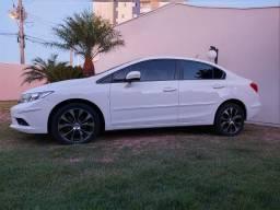 Honda Civic LXR 2.0 (Aut) 2015 - 2ª Dona
