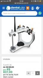 Articulador semi ajustável a7plus 500 reais